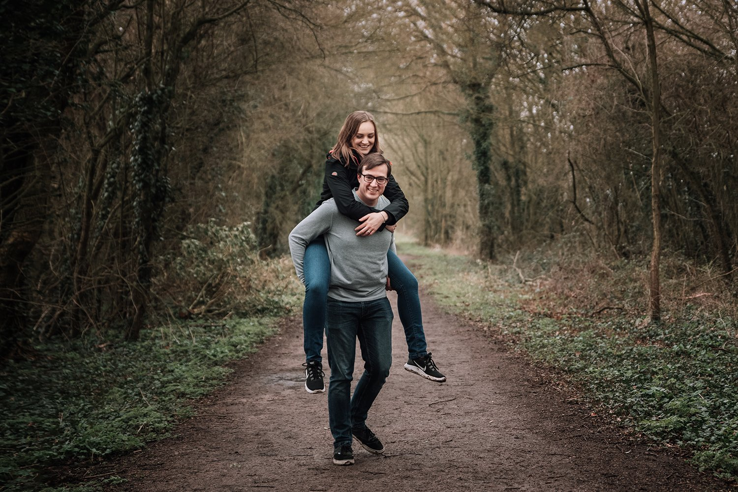 funny-relaxed-engagement-photo-essex-wedding-photographer